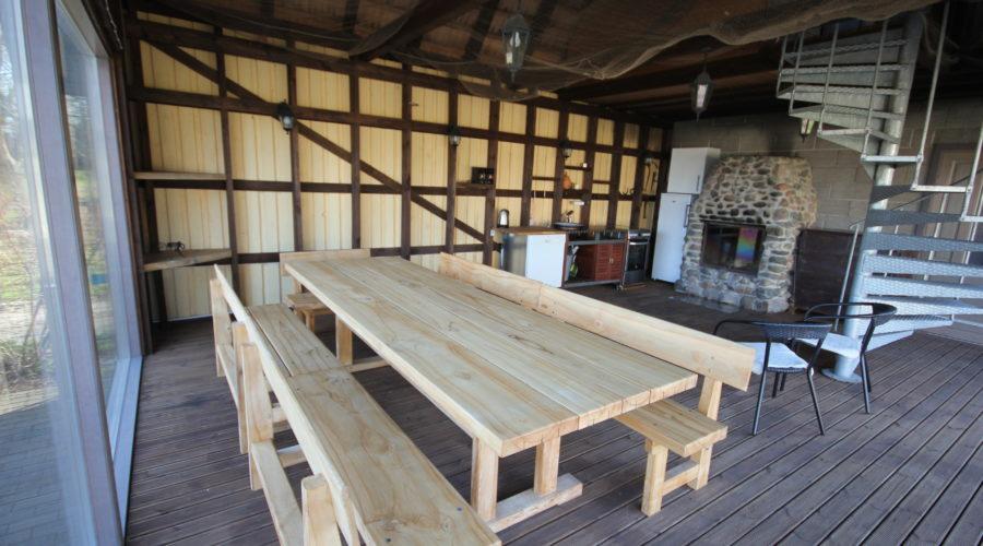 Ranna 2 köök ja puhkenurk